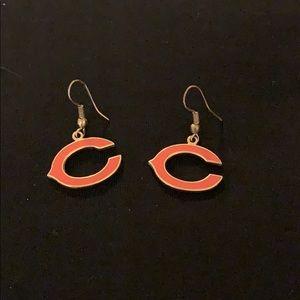 Jewelry - Chicago Bears Earrings